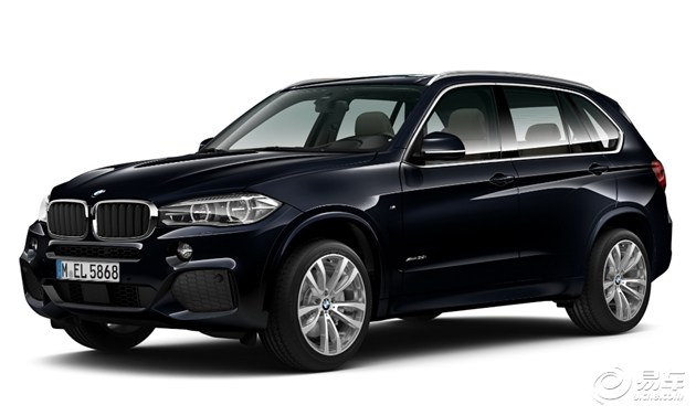 2017款BMW X5、BMW X6 M运动型3款新车全国上市