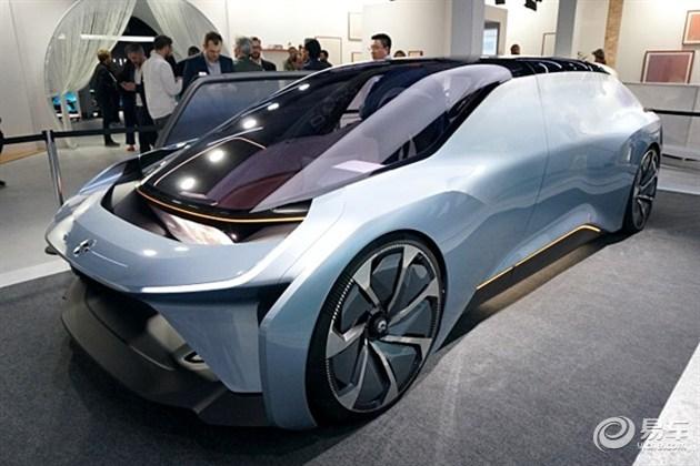 蔚来ES8定位7座纯电驱动SUV 预售30万-40万元/续航300km