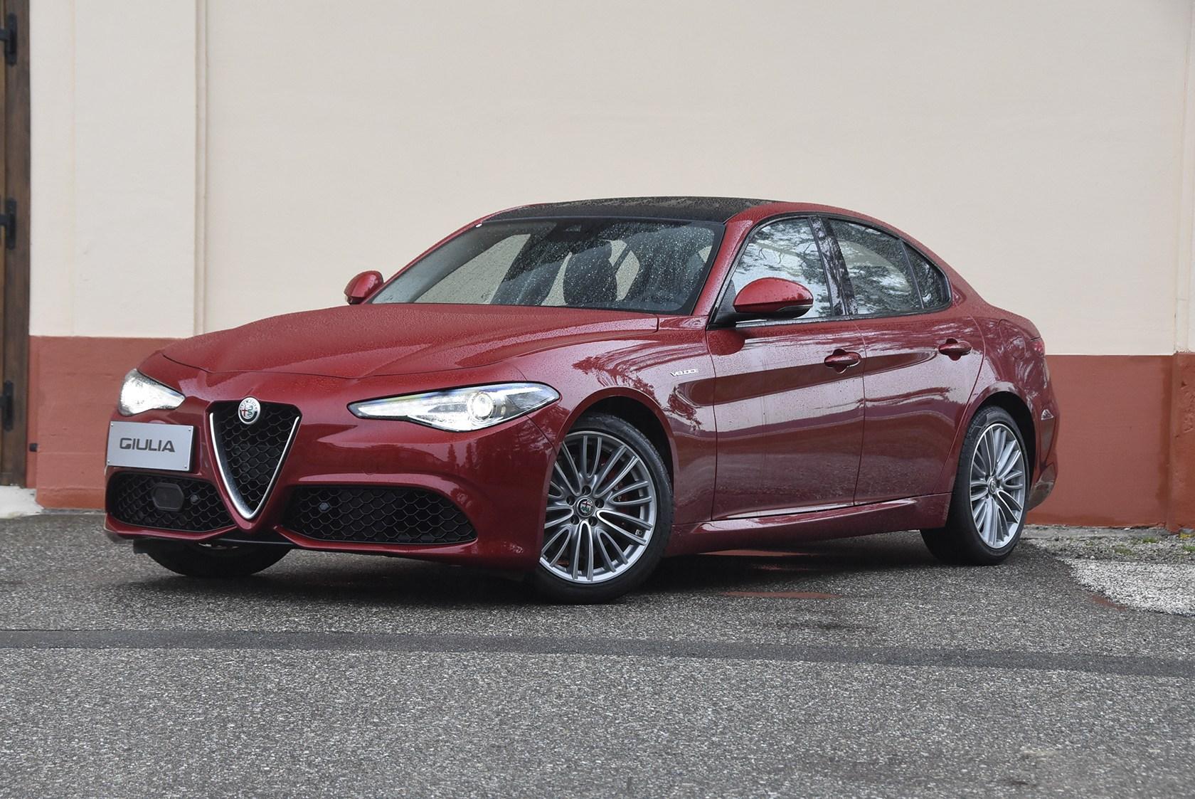 阿尔法·罗密欧Giulia全系售价公布 售33.08-102.80万