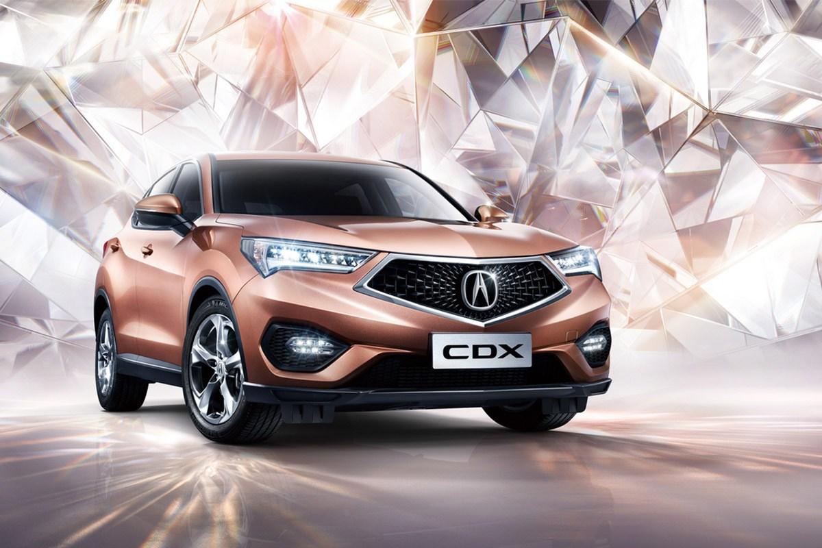 您无法错过的豪华SUV——广汽Acura CDX