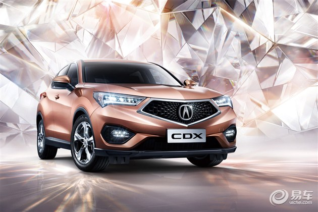 面面俱优的豪华SUV——广汽Acura CDX