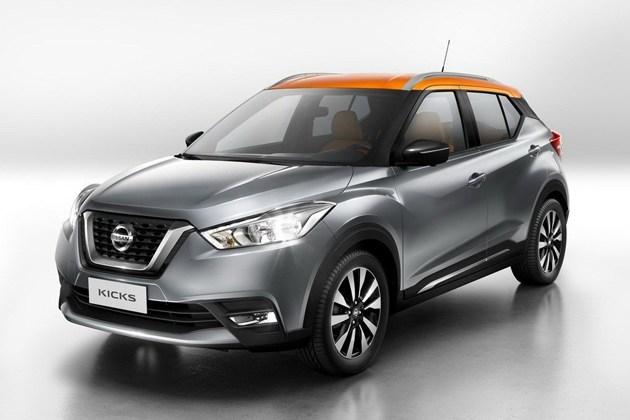 东风日产Kicks或亮相4月上海车展 为旗下首款小型SUV