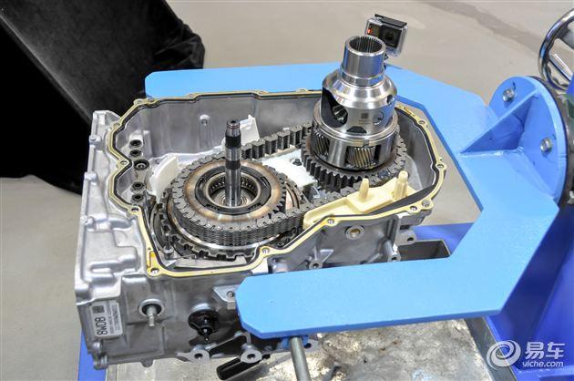 通用9AT变速箱正式亮相 率先搭载于雪佛兰探界者