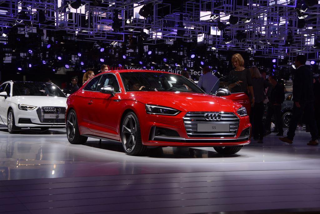 奥迪公布上海车展阵容 将发X17纯电动概念车