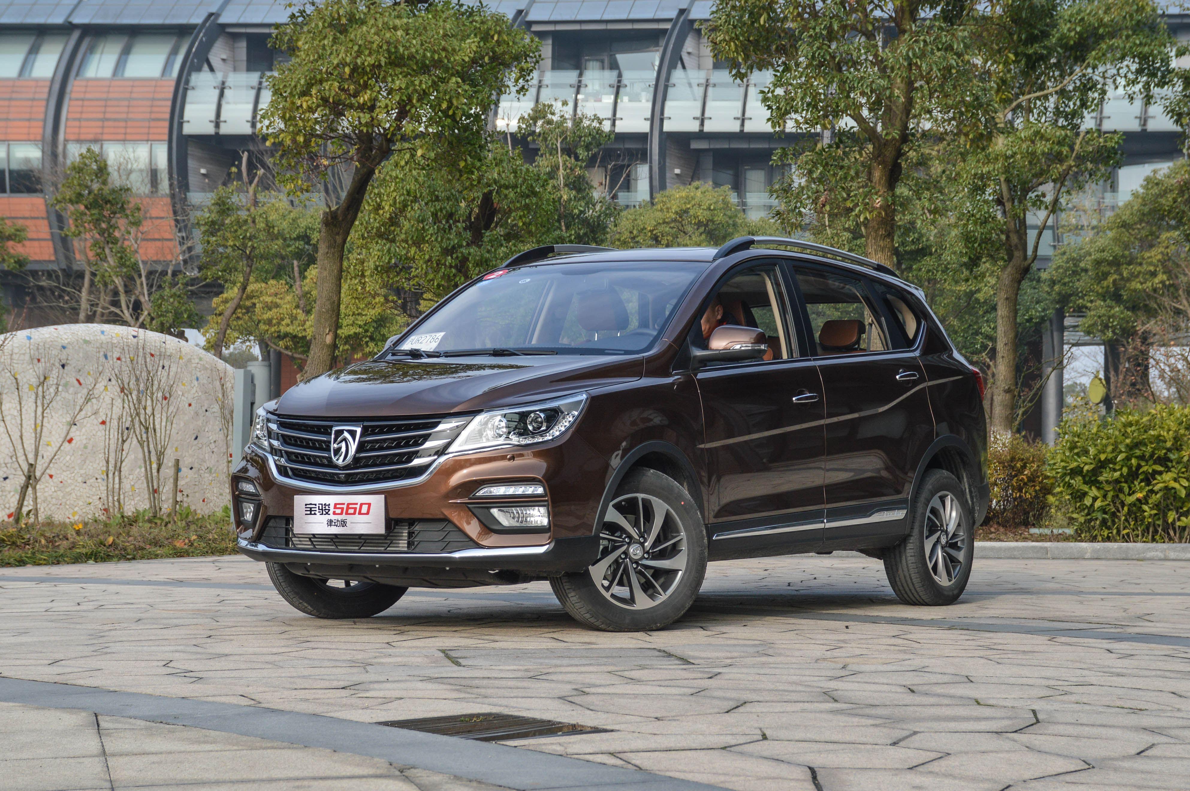 10万元紧凑型SUV推荐 ESP+涡轮的国产身份