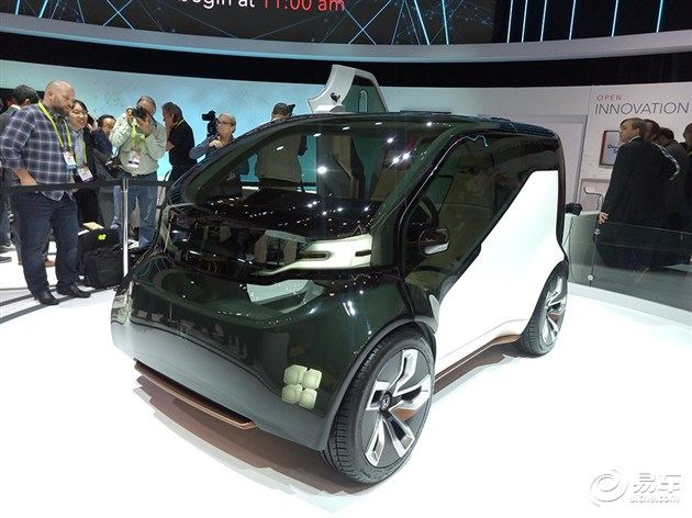 本田Neuv概念车中国首发 具备自动驾驶功能