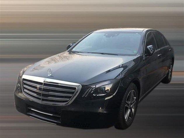 奔驰新款S级4月18日上市 搭载全新动力总成