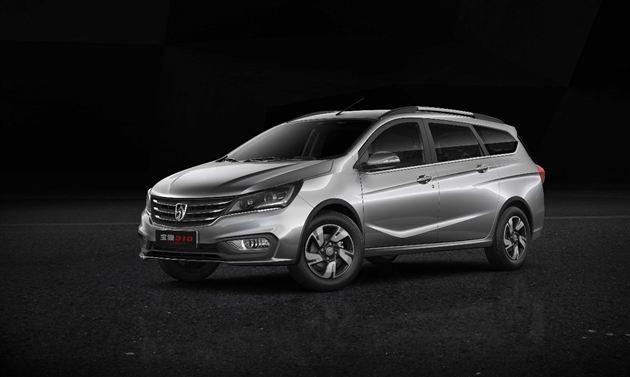 宝骏310 Wagon正式发布 定位旅行车/轴距2750mm