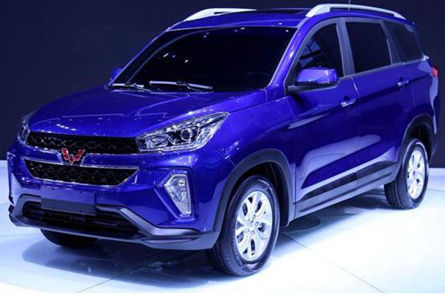 """五菱宏光S3亮相上海车展 """"神车""""品牌首款SUV"""