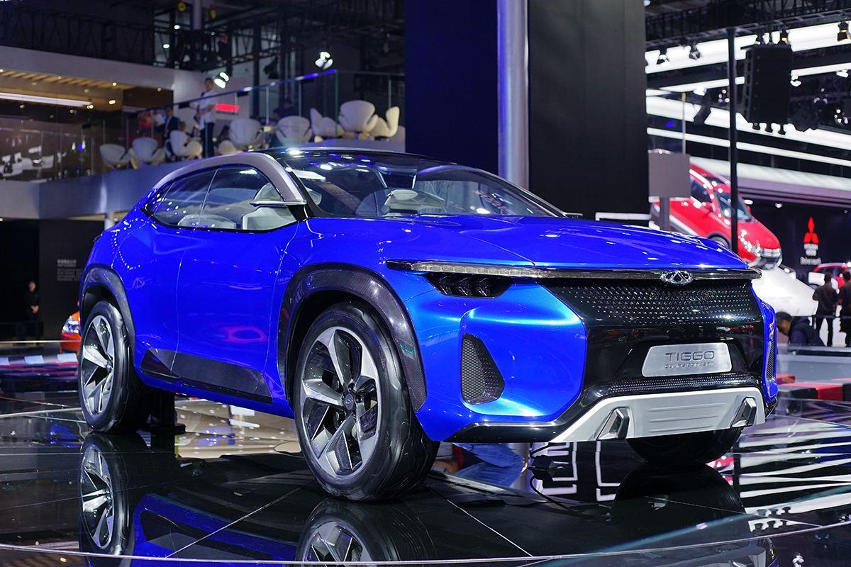 2017上海车展十大重磅概念车盘点 蔚来EVE领衔