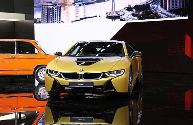 宝马i Performance车型上海车展齐亮相 环保运动一肩挑