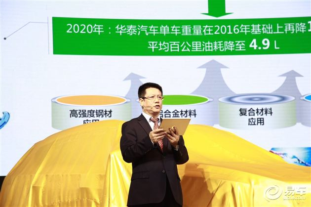 做中国制造强国梦的实践者 华泰汽车携系列新品亮相上海车展