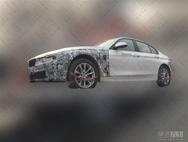 混动宝马3系将于年内上市 预计售价60万内