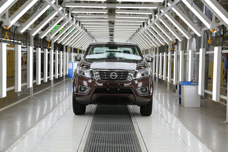 探访郑州日产中牟工厂新总装车间 纳瓦拉/NV200诞生地