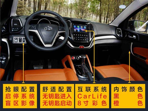 易车 车型 长安欧尚 长安汽车 长安cx70 2017款 详解  小结:内饰部分图片