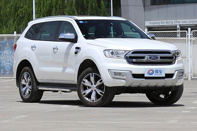 新款福特撼路者图解 配置提升/增5座版车型