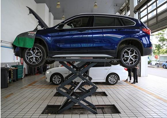 易车编辑购车日记4 新宝马X1之保养体验