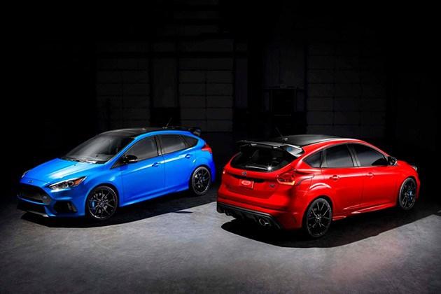 福克斯RS新推红色限量版 或于2017年内上市