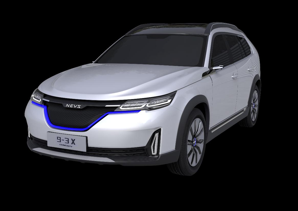 NEVS天津布局汽车共享 9-3系列纯电动汽车即将亮相