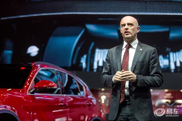 全新进口豪华SUV Stelvio 重庆国际车展重磅上市