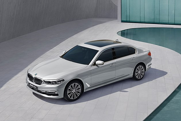 以创新致敬经典 以设计诠释豪华 王垠眼中的全新BMW 5系Li