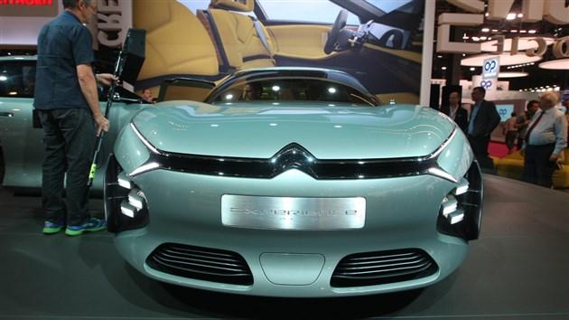 雪铁龙大型车或于2018年发布 或以Cxperience概念车为原型