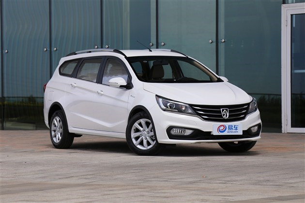 宝骏310Wagon预售价4.48-5.98万元 或七月上市