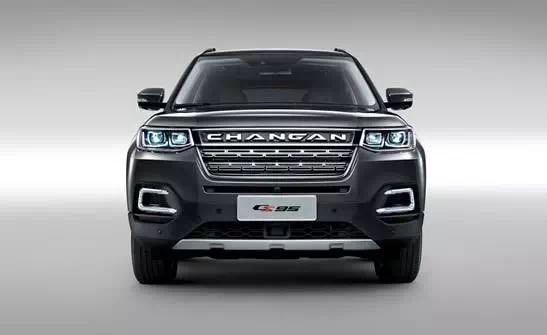 长安CS95新增车型上市 售18.28万元
