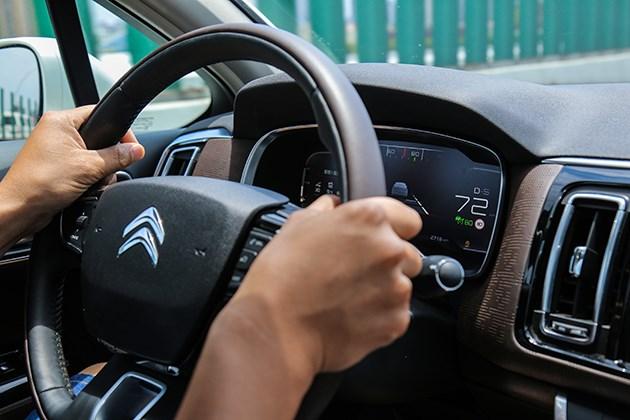 让右脚得到解放 体验东风雪铁龙C6驾驶辅助系统