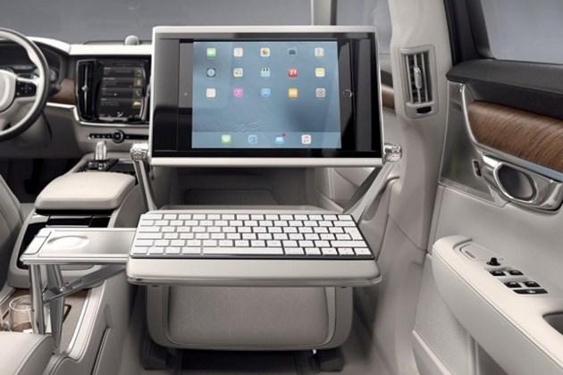 沃尔沃S90三座荣誉版将于9月上市 主打车内办公理念