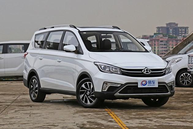 长安欧尚A800今晚上市 此次共推7款车型 起价低于8.19万元