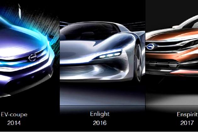 广汽新能源公司成立 投450亿出多款新车