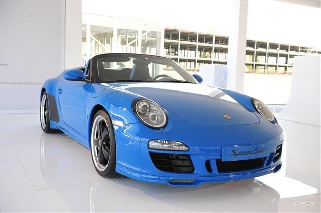 保时捷有望推出全新911 Speedster 法兰克福车展发布