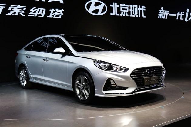 曝北京现代2017成都车展阵容 新款ix25/新款索纳塔/全新瑞纳