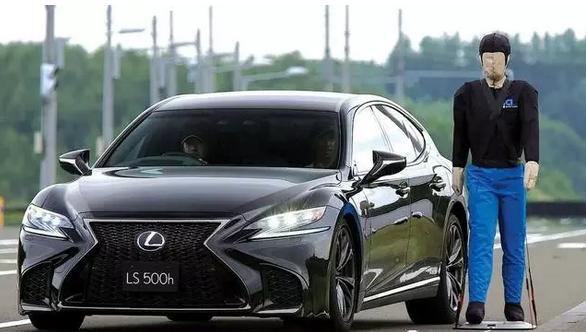 备战2020年东京奥运会的不止运动员 还有丰田自动驾驶汽车