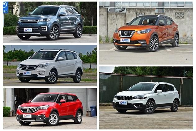 《买车摞着数》具有爆款潜质 近期上市五款热门SUV推荐