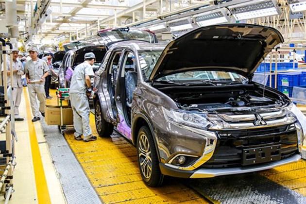 广汽三菱工厂参观 SUV世家的孵化器