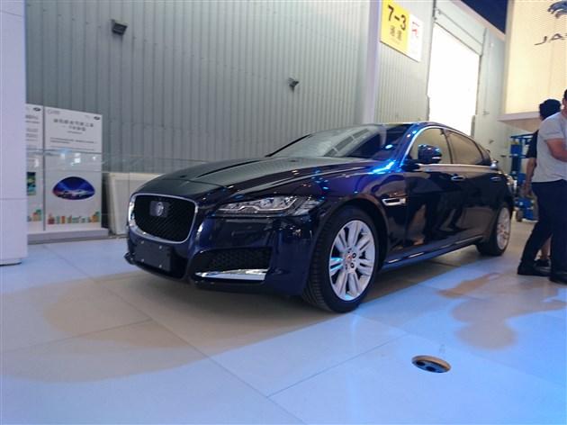 2017成都车展探馆 新款奇瑞捷豹XFL 动力提升