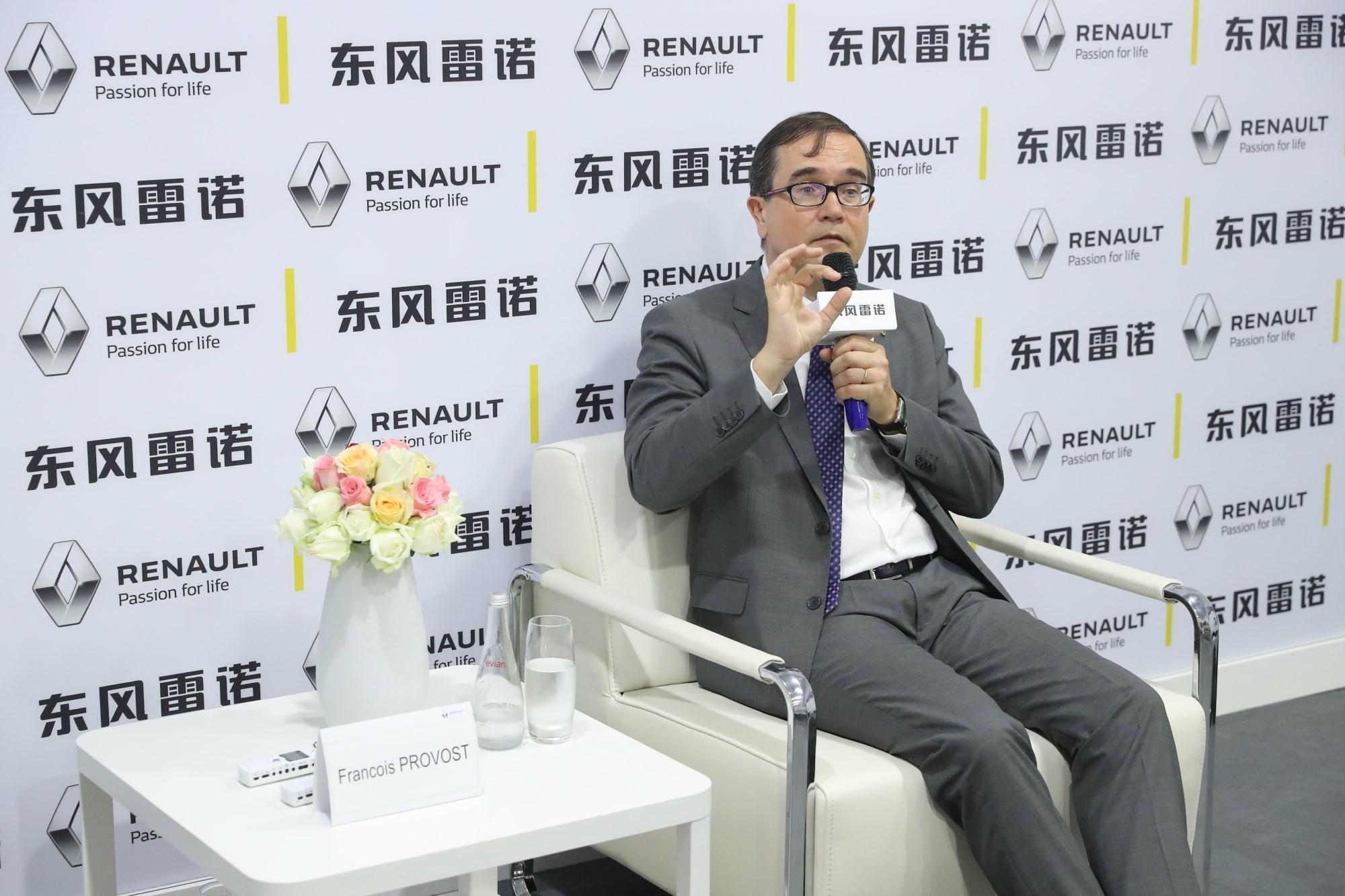 福兰:东风雷诺正在成为中国SUV市场上不可小觑的实力成员