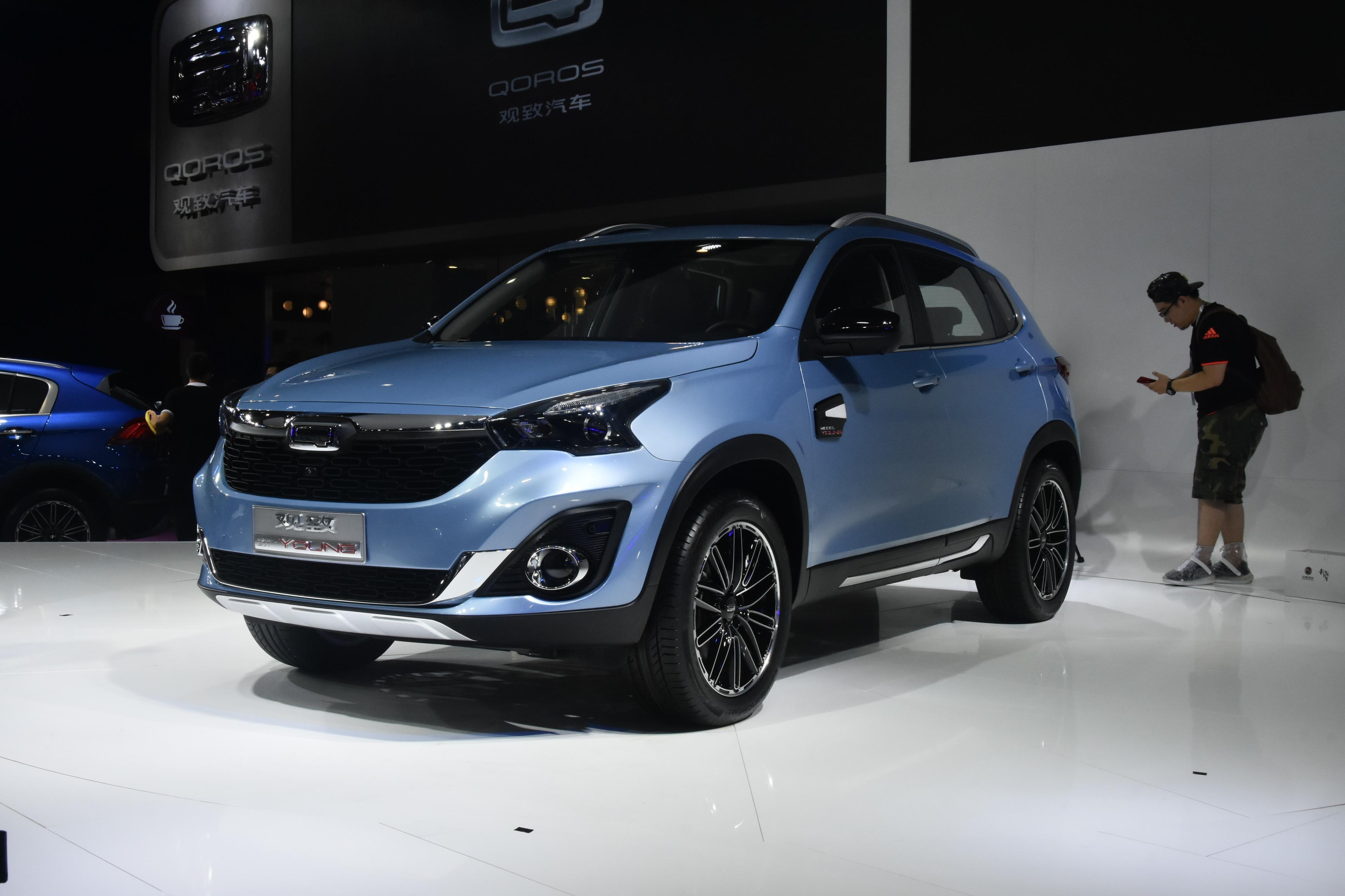 方言评车:观致Model Young SUV 洋气的国货