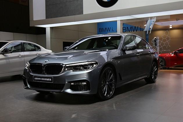 2017成都车展BMW新车盘点 进口5系/M3/M4领衔