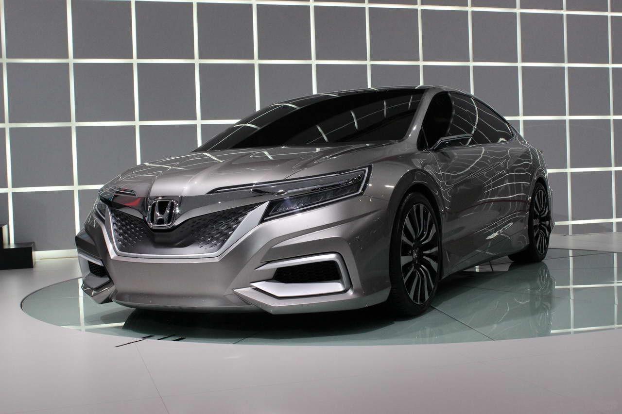 本田将推出全新概念车 中国团队设计/9月22日亮相
