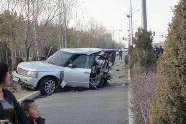 公认安全的豪华SUV也难以幸免