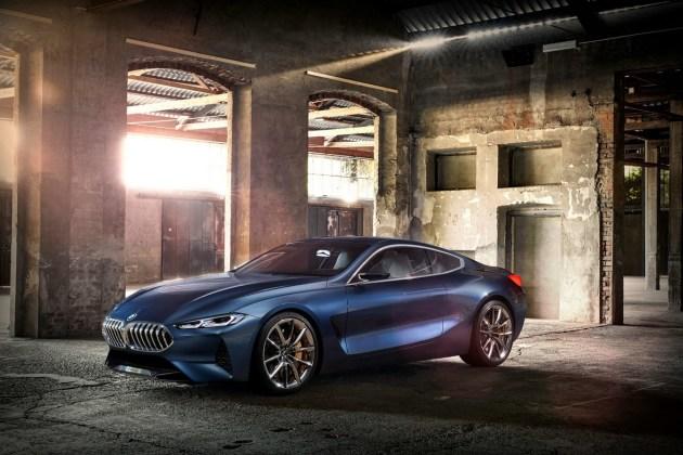 BMW宝马集团即将亮相2017法兰克福车展
