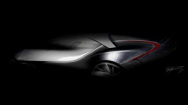 从此前曝光的预告图来看,宝沃Isabella的车身整体造型非常低矮,同时疑似采用了鸥翼式车门的设计。此外,新车两侧的尾灯造型非常夸张,看起来极具辨识度。
