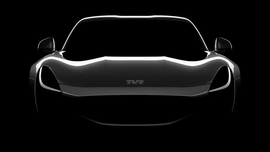 TVR全新车型最新预告图 侧排气设计/9月8日亮相