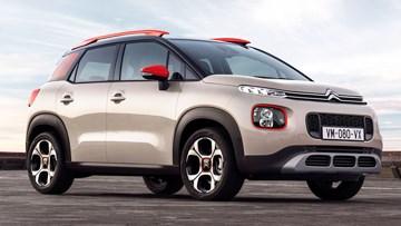 雪铁龙C3 Aircross 明年国产