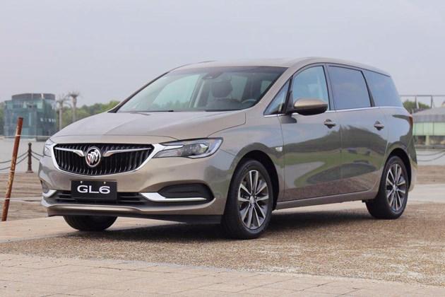 别克GL6正式亮相 搭1.3T发动机/10月16日上市