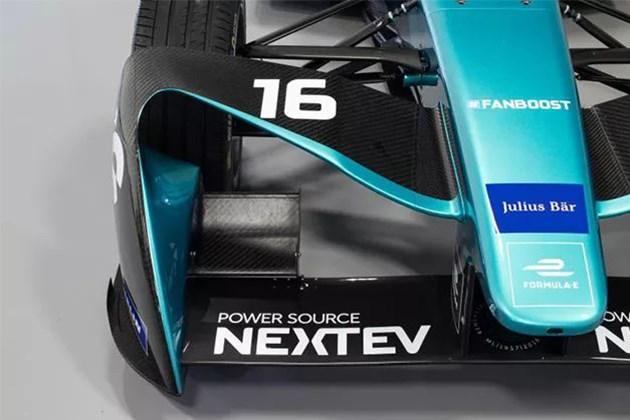蔚来车队公布新赛季的车手阵容 并发布赛车新涂装