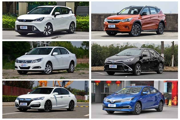 新能源大势之下 8月广州最受欢迎的新能源车辆是这几款